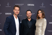 Mandy Moore and Justin Hartley Photos Photo