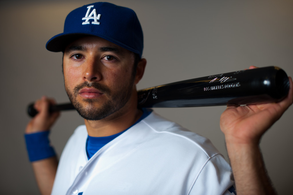 Andre Ethier Photos Los Angeles Dodgers Photo Day 727