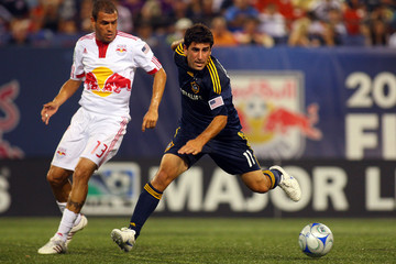 Alecko Eskandarian Los Angeles Galaxy v New York Red Bulls