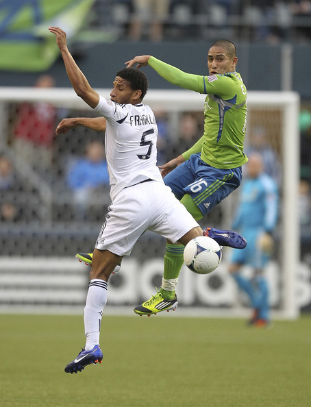 Los Angeles Galaxy v Seattle Sounders
