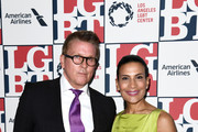 Andrea Fiuczynski (R) attends Los Angeles LGBT Center's 48th Anniversary Gala Vanguard Awards at The Beverly Hilton Hotel on September 23, 2017 in Beverly Hills, California.