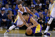 Stephen Curry and Jeremy Lin Photos Photo