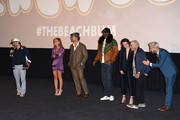 (L-R) Harmony Korine, Isla Fisher, Matthew McConaughey, Snoop Dogg, Stefania Lavie Owens, Jimmy Buffett and Zac Efron attend the Los Angeles Premiere for Neon and Vice Studio's The Beach Bum at ArcLight Hollywood on March 28, 2019 in Hollywood, California.