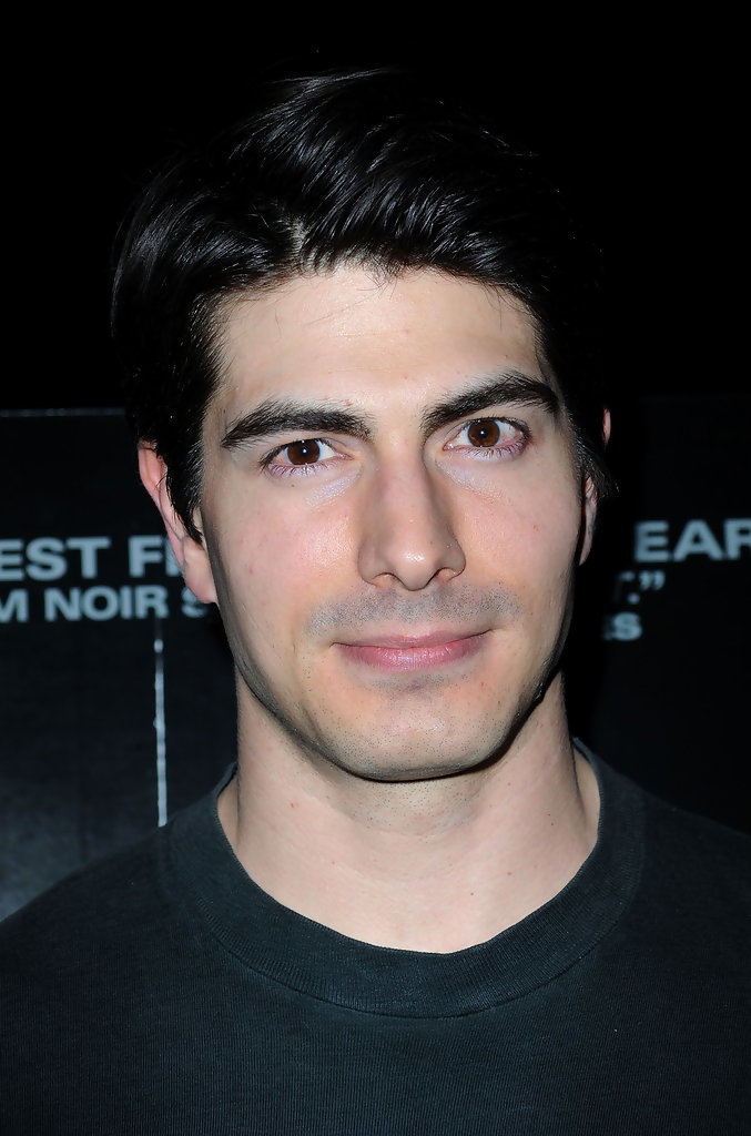 brandon routh photos photos los angeles premiere of the. Black Bedroom Furniture Sets. Home Design Ideas