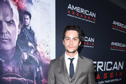 Actor Dylan O'Brien attends the Los Angeles Special Screening of 'American Assassin' on September 12, 2017 in Hollywood, California.