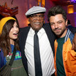 Samuel L. Jackson and Gemma Chan Photos