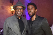 Chadwick Boseman Photos Photo