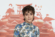 """Actress Maria Leon attends """"Los Japon"""" photocall at Hotel Urso on June 25, 2019 in Madrid, Spain."""