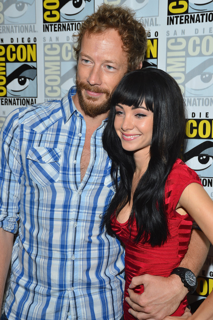 Quot Lost Girl Quot Press Line Comic Con International 2012