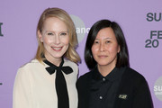 """Amy Ryan and Kim Yutani attend the Netflix """"Lost Girls"""" Premiere at Eccles Center Theatre on January 28, 2020 in Park City, Utah."""