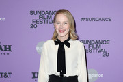 """Amy Ryan attends the Netflix """"Lost Girls"""" Premiere at Eccles Center Theatre on January 28, 2020 in Park City, Utah."""