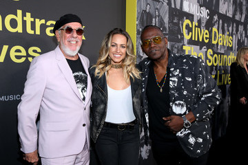 Lou Adler Apple Music Los Angeles Premiere of 'Clive Davis: The Soundtrack of Our Lives'
