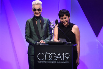 Lou Eyrich 19th CDGA (Costume Designers Guild Awards) - Show And Audience