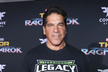 Lou Ferrigno The World Premiere of Marvel Studios' 'Thor: Ragnarok'
