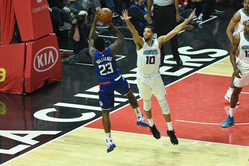 Lou Williams Charlotte Hornets v Los Angeles Clippers