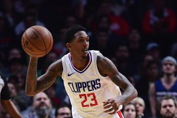 Lou Williams Minnesota Timberwolves v Los Angeles Clippers