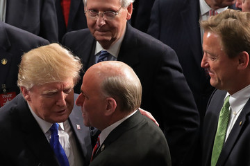 Louie Gohmert Trump Addresses the Nation in His First State of the Union Address to Joint Session of Congress