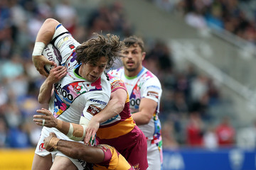 Louie McCarthy-Scarsbrook St Helens v Huddersfield Giants - First Utility Super League