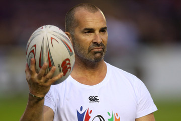 Louie Spence Rugby Aid 2015 Celebrity Rugby Match