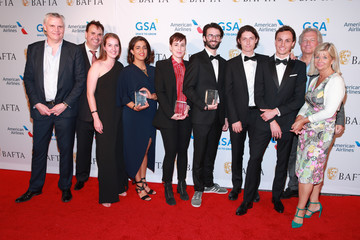 Louis Cavalier 2019 BAFTA Student Film Awards Presented By Global Student Accommodation (GSA)