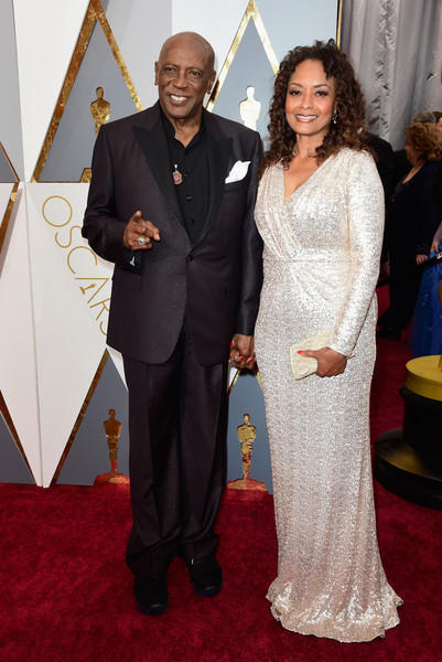 Louis Gossett Jr. and Candy Brown Photos - 5 of 7