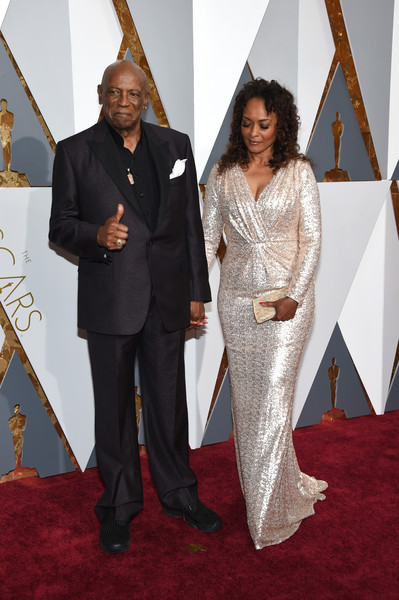 Louis Gossett Jr. and Candy Brown Photos - 4 of 7