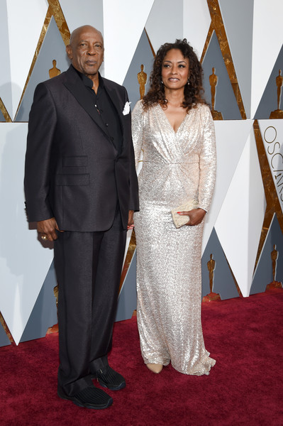 Louis Gossett Jr. and Candy Brown Photos - 2 of 7