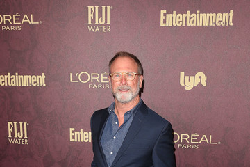 Louis Herthum FIJI Water At Entertainment Weekly Pre-Emmy Party