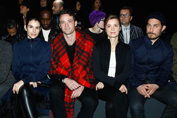 Louis-Marie de Castelbajac Y-3 : Front Row - Paris Fashion Week - Menswear F/W 2014-2015