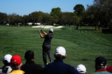 Louis Oosthuizen Arnold Palmer Invitational Presented by MasterCard - Round One