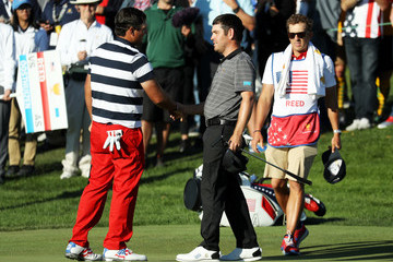 Louis Oosthuizen The Presidents Cup - Final Round