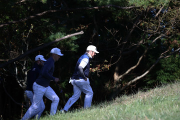 Louis Oosthuizen The CJ Cup - Final Round