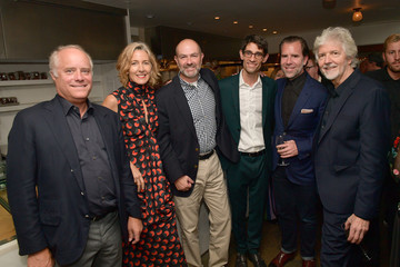 Louis Rossetto VIP Dinner For WIRED's 25th Anniversary, Hosted By Nicholas Thompson And Anna Wintour