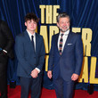 """Louis Serkis """"The Harder They Fall"""" World Premiere - 65th BFI London Film Festival"""