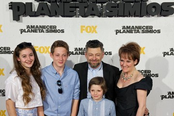 Louis Serkis 'Dawn of the Planet of the Apes' Premieres in Madrid