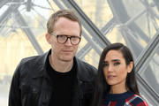 Paul Bettany and Jennifer Connelly attend the Louis Vuitton show as part of the Paris Fashion Week Womenswear Fall/Winter 2019/2020  on March 05, 2019 in Paris, France.