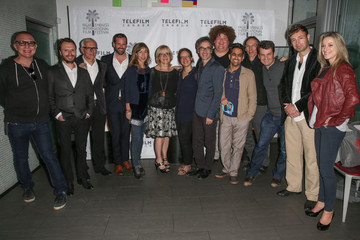 Louise Archambault Stars at the Palm Springs International Film Festival