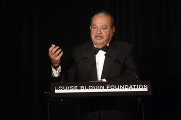 Carlos Slim Helu The Louise Blouin Foundation Presents The Fifth Annual Blouin Creative Leadership Summit - Awards Ceremony and Gala