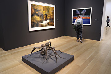 Louise Bourgeois Richard Prince Christie's New York Evening Sales Preview