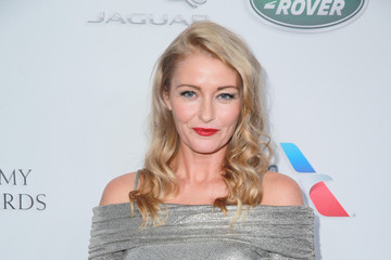 Louise Lombard 2018 British Academy Britannia Awards Presented By Jaguar Land Rover And American Airlines - Arrivals