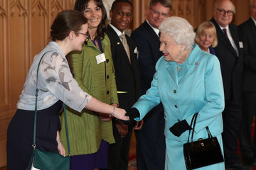 Louise Munro The Queen Hosts A Reception To Mark The 100th Anniversary Of The National Council For Voluntary Organizations