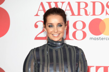 Louise Redknapp The BRIT Awards 2018 - Red Carpet Arrivals