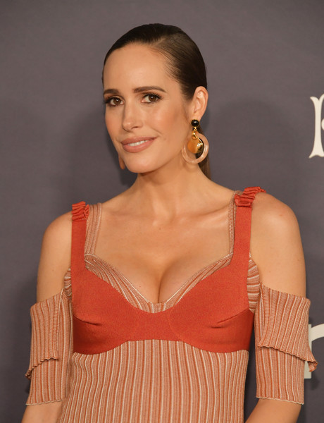 3rd Annual InStyle Awards - Arrivals [hair,clothing,peach,beauty,fashion,hairstyle,fashion model,orange,shoulder,lip,arrivals,louise roe,the getty center,los angeles,california,3rd annual instyle awards]