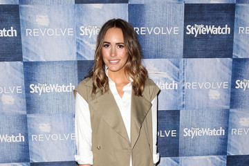 Louise Roe Arrivals at the People StyleWatch Denim Event