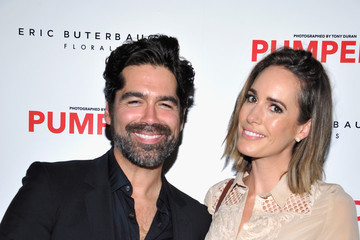 Louise Roe Melissa McCarthy and Eric Buterbaugh Host Brian Atwood's Celebration of PUMPED
