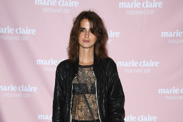 Loulou Robert Marie Claire, Nouvel Air: Photocall At Hotel Lutetia In Paris