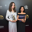 Loung Ung 21st Annual Hollywood Film Awards - Press Room