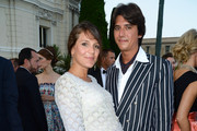 Margherita Missoni and Eugenio Amos Photos Photo