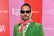 Marc Jacobs attends Love Ball III at Gotham Hall on June 25, 2019 in New York City.
