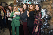 Victoria Justice, Hilary Duff, Sasha Abelson, Whitney Cummings, Maria Menounos and Olivia Munn attend Love Leo Rescue's 2nd Annual Cocktails for a Cause at Rolling Greens Los Angeles on November 06, 2019 in Los Angeles, California.